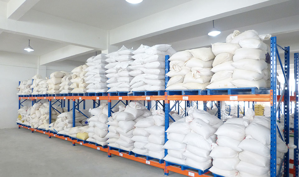 绿科生物-供货保障