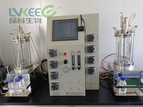 江苏绿科实验室5L小型自控发酵罐