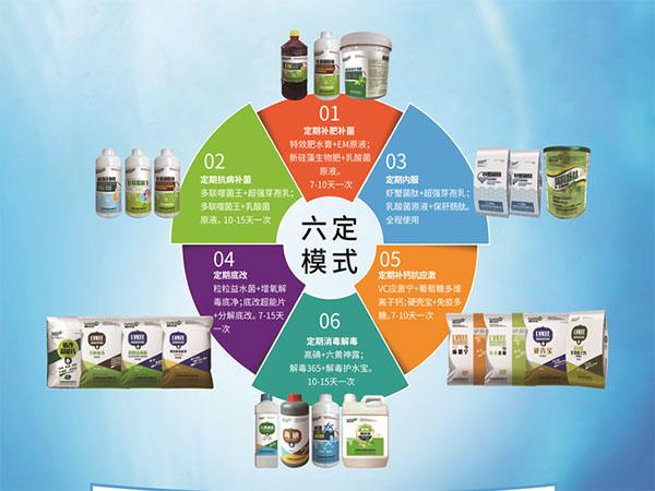 水产养殖六定模式