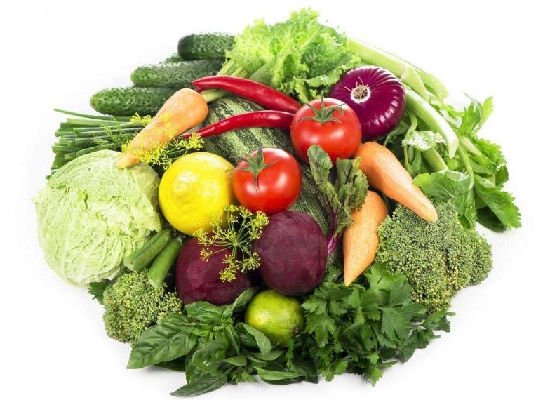 使用过江苏绿科的产品新鲜的蔬菜