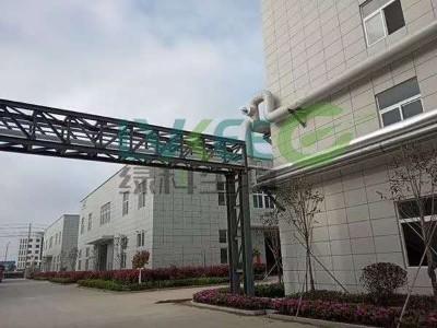 江苏绿科生物公司厂区
