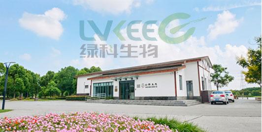 跟江苏绿科合作的上海某环保公司