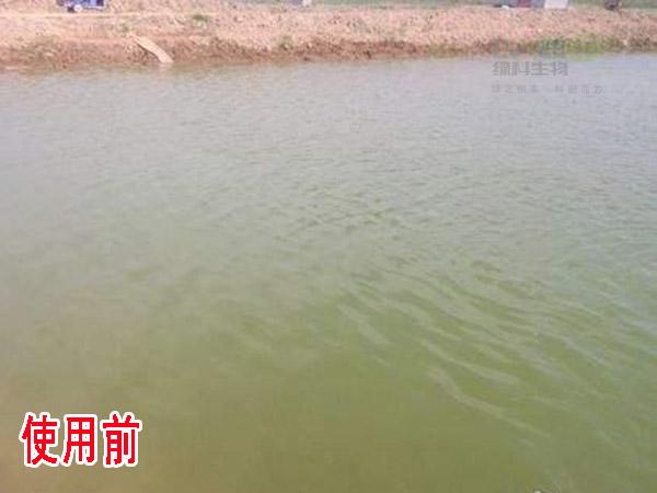 水质不稳定使用前