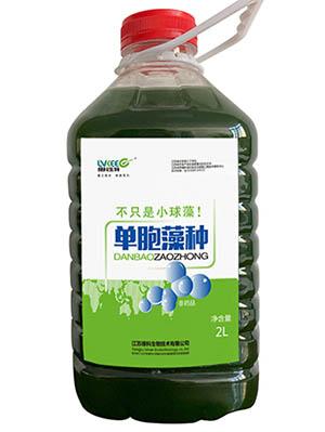单胞藻种绿科生物