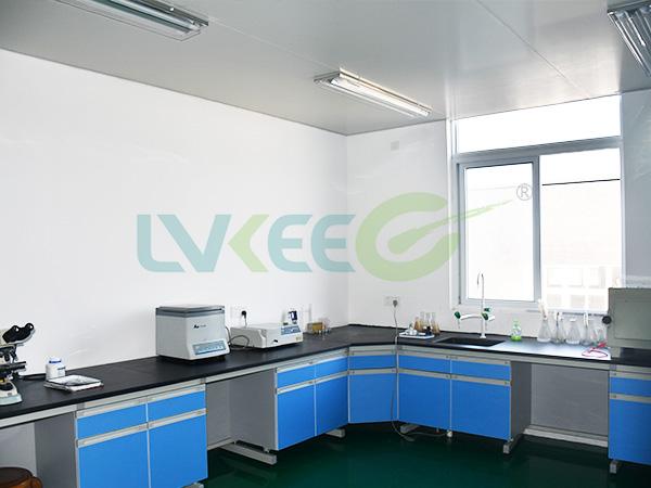 绿科生物实验操作间